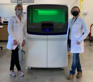 Baylor Esoteric and Molecular Laboratory