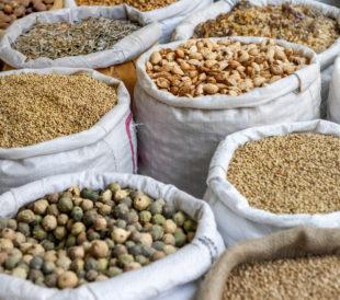 bulk bags of nuts