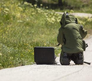 Explosives Identification Using Raman Technology