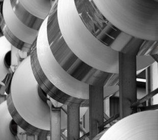 rolled aluminum coils