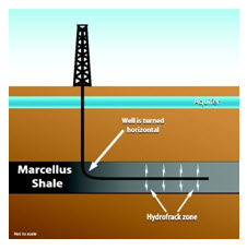 Anions And Metals Analysis In Hydraulic Fracturing Waters From Marcellus Shale Drilling Operations