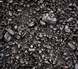 Black coal textural