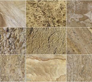 limestone samples