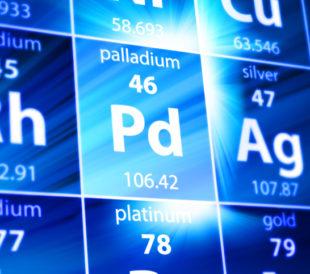 Using XRF Technology when Mining Palladium