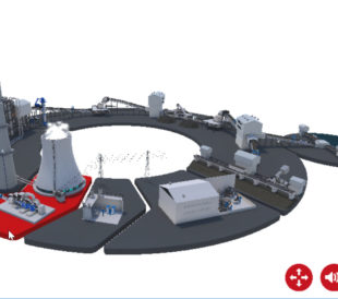 A Coal-fired Power Plant Workflow
