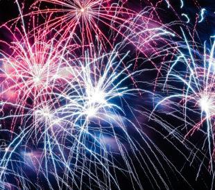 Mining for Firecrackers, Sparklers, and Fireworks