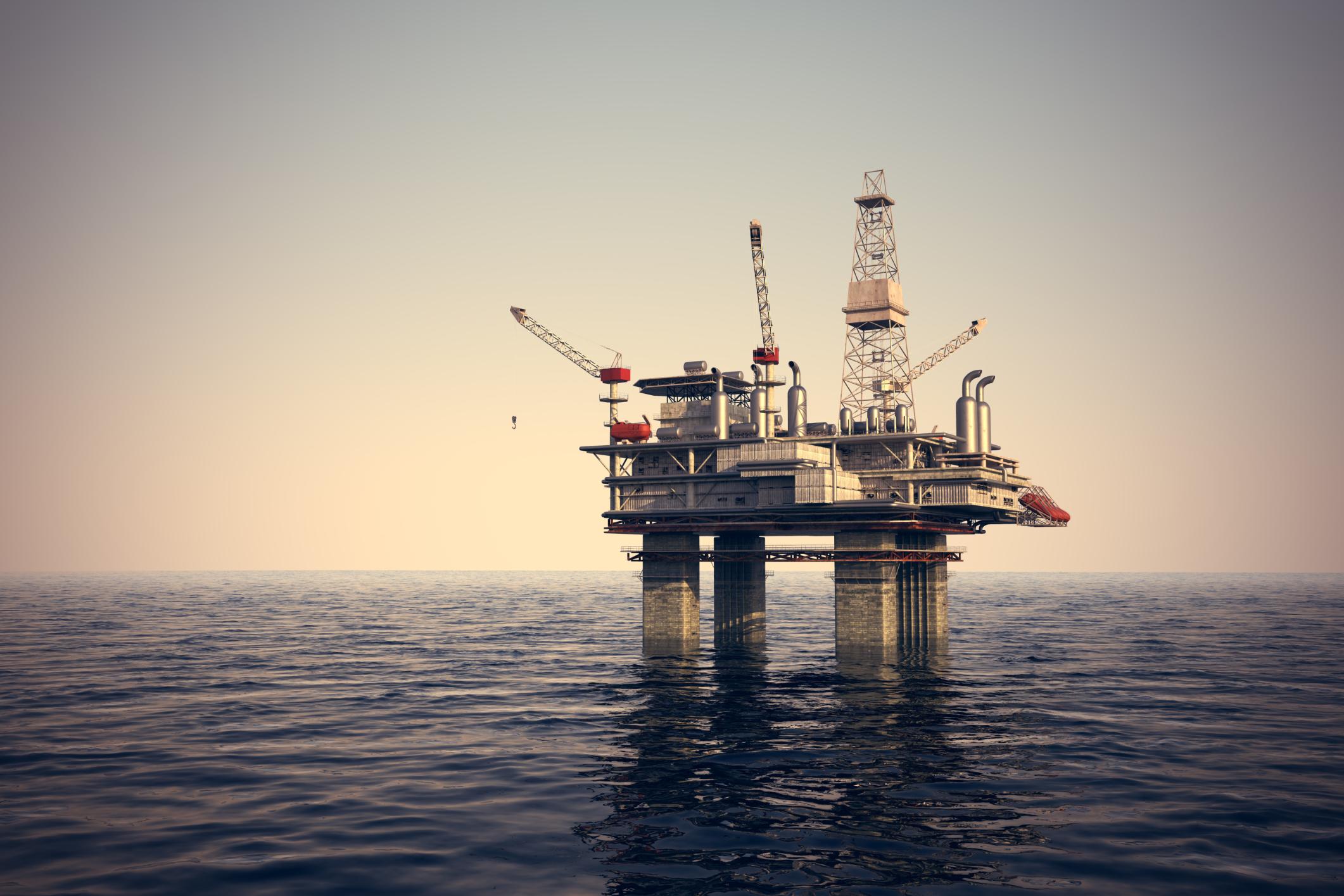 Ultra-deepwater Oil