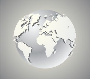 Globe. Image: Jellicle/Shutterstock.com