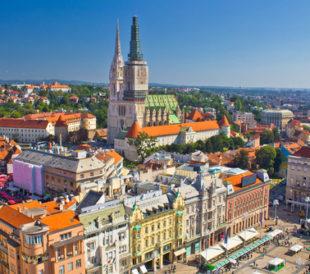 Zagreb, Croatia. Image: xbrchx/Shutterstock.com