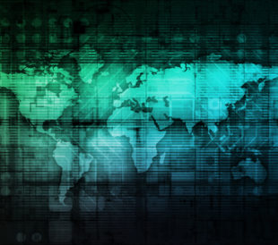 Abstract image of cross-border collaboration. Image: kentoh/Shutterstock.com