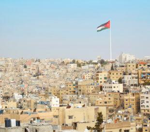 View of Amman, Jordan. Image: andersphoto/Shutterstock.com