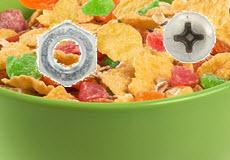 metal in food