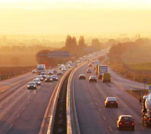 hauling spent fuel rods on roads