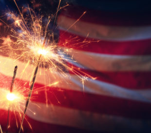 Celebrating Fourth of July With or Without the Crowds