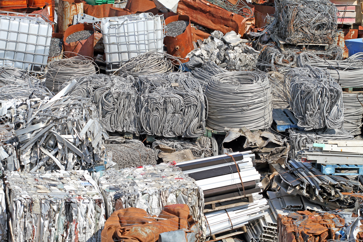 ISRI2017 Will Still Highlight Scrap Metal - Analyzing Metals