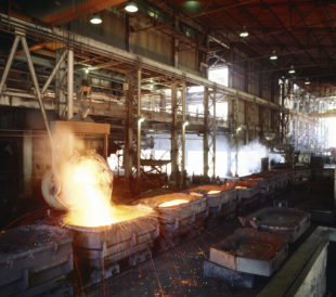 penalty elements in iron ore