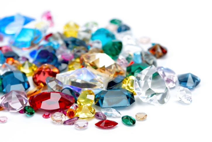 Where Did Those Gemstones Come From?