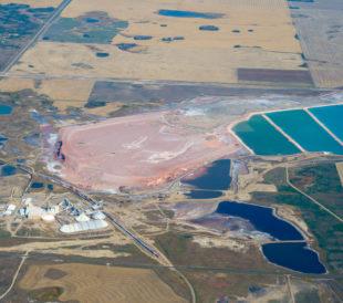 A Potash Mine