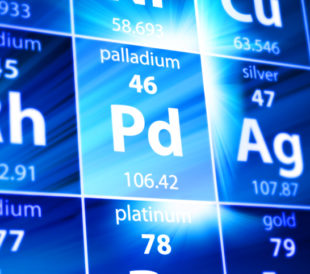 Using XRF Technology when Mining Palladium