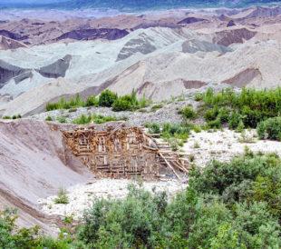 Alaska mining