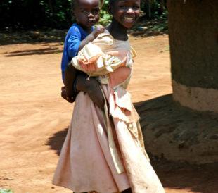 Children in Gulu, Uganda. Image: Lukas Maverick Greyson / Shutterstock.com/